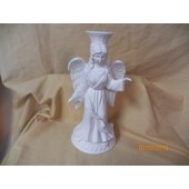 angel candle holder 1
