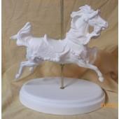 Carousel Arabian horse