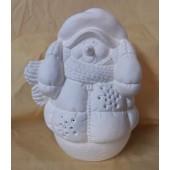 hear no evil snowman