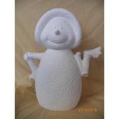 mama snowman plain