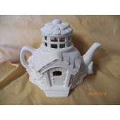 cozy teapot poppy cottage