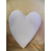 plain heart garden rock