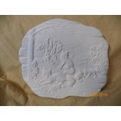 fox plaque