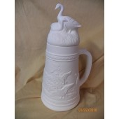 large stein with geese