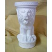 lion pedestal