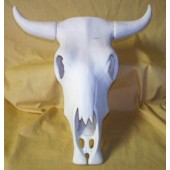 medium cow skull