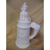 small stein with Native American