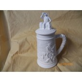 small stein with pirates