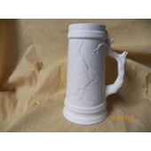 small tankard with eagles