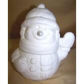 snowman bank