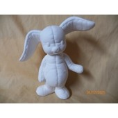 soft sculptured bunny