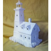 square lighthouse
