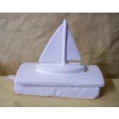 tiny sailboat box